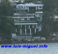 luis miguel homepage la casa en acapulco. Black Bedroom Furniture Sets. Home Design Ideas