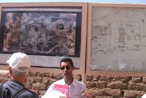 Karnak - gleich zuerst der Größte Tempel