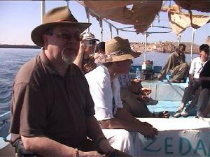Bootsfahrt nach Philea 2